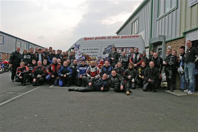 Motorbike groups